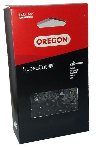 """2 Stück OREGON Sägeketten SpeedCut 95TXL .325/"""" 1,3 mm 56 TG 33 cm 95TXL056E"""