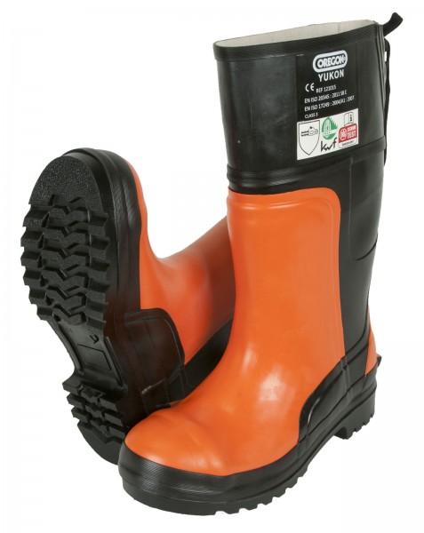 Oregon Yukon® III Sicherheits Schnittschutz Gummistiefel - 295385